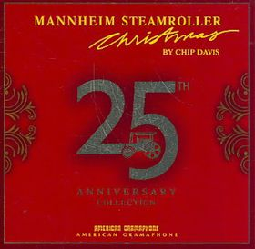 Mannheim Steamroller Christmas 25th a - (Import CD)