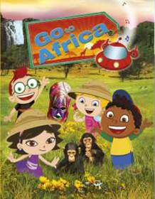 Little Einsteins Go to Africa (DVD)