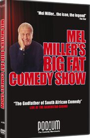 Miller, Mel - Mel Miller's Big Fat Comedy Show (DVD)