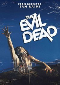 Evil Dead - (Region 1 Import DVD)