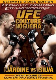 Ufc 102:Couture Vs Nogueira - (Region 1 Import DVD)