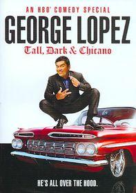 George Lopez:Tall Dark & Chicano - (Region 1 Import DVD)
