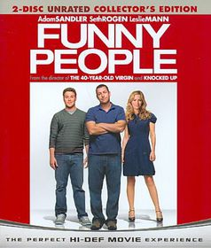 Funny People (Special Edition) - (Region A Import Blu-ray Disc)