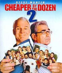 Cheaper by the Dozen 2 - (Region A Import Blu-ray Disc)