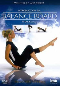 Introduction to Balance Board Workout - (Import DVD)