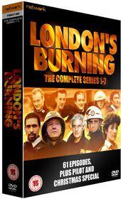 London's Burning: Series 1-7 - (Import DVD)
