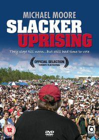 Slacker Uprising - (Import DVD)