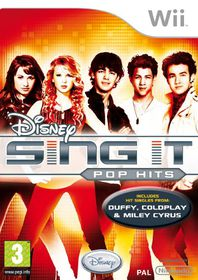 Disney Sing It! Pop Hits (Wii)