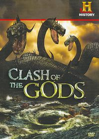 Clash of the Gods:Complete Season 1 - (Region 1 Import DVD)