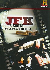 Jfk:3 Shots That Changed America - (Region 1 Import DVD)