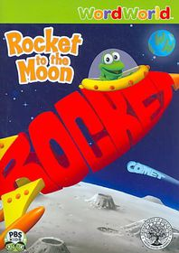Wordworld:Rocket to the Moon - (Region 1 Import DVD)