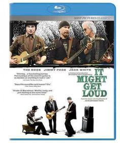 It Might Get Loud - (Region A Import Blu-ray Disc)
