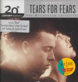Tears For Fears - Millennium Collection - Best Of Tears For Fears (CD)
