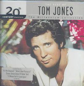 Tom Jones - Millennium Collection - Best Of Tom Jones (CD)