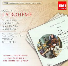 La Boheme - Various Artists (CD)