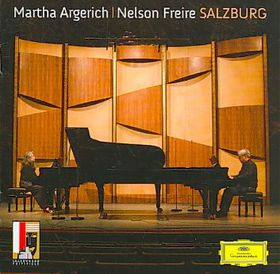 Martha Argerich/nelson Freire - Live From Saizburg (CD)