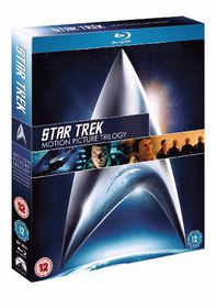 Star Trek Trilogy - (Import Blu-ray Disc)
