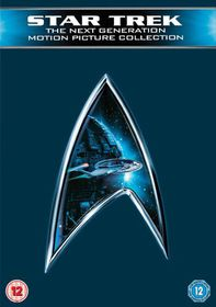 Star Trek the Next Generation: Movie Collection - (Import Blu-ray Disc)