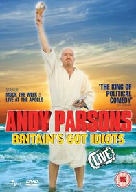 Andy Parsons: Live - (Import DVD)