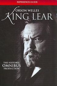 King Lear - (Region 1 Import DVD)