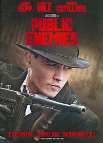 Public Enemies - (Region 1 Import DVD)
