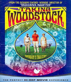 Taking Woodstock - (Region A Import Blu-ray Disc)