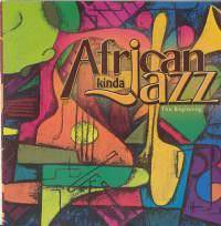 African Kinda Jazz - Various Artists (CD)