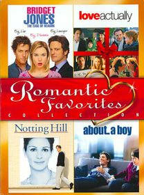 Romantic Favorites Collection - (Region 1 Import DVD)