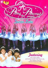 Prima Princessa:Swan Lake - (Region 1 Import DVD)