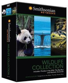 Smithsonian Networks Wildlife Collect - (Region 1 Import DVD)