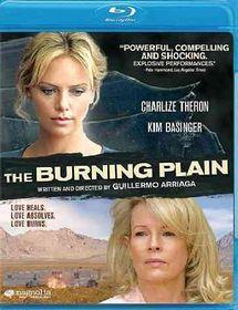Burning Plain - (Region A Import Blu-ray Disc)