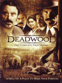 Deadwood - Season 1 - (Import DVD)