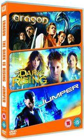 Eragon / The Dark Is Rising / Jumper - (Import DVD)