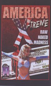 America X-Treme - Raw Naked Madness - (Import DVD)