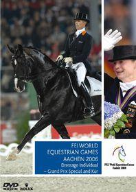FEI World Equestrian Games Aachen 2006: Dressage Individual - (Import DVD)