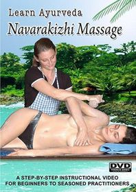 Learn Ayurveda Navarakizhi Massage - (Import DVD)