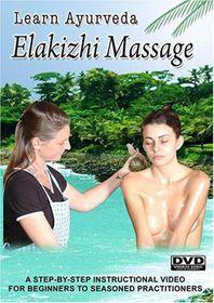 Learn Ayurveda Elakizhi Massage - (Import DVD)