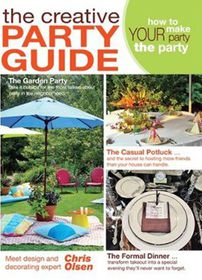 The Creative Party Guide - (Import DVD)