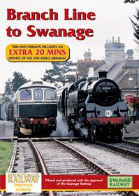 Branch Line to Swanage - (Import DVD)