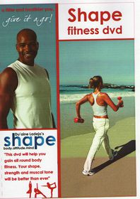 Du'aine Ladejo's Shape Fitness - (Import DVD)