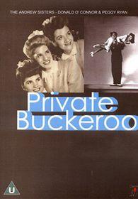 Private Buckaroo - (Import DVD)