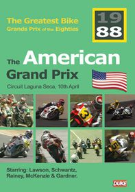 Bike Grand Prix - 1988: USA - (Import DVD)
