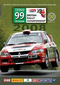 British Rally Championship Review: 2008 - (Import DVD)
