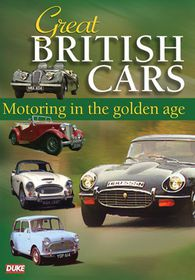 Great British Cars: Motoring in the Golden Age - (Import DVD)