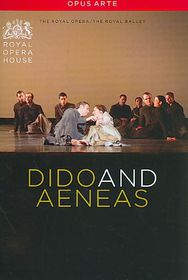 Purcell: Dido And Aeneas (roh) - Dido And Aeneas (DVD)