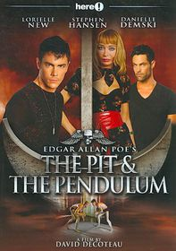 Edgar Allan Poe's the Pit and the Pen - (Region 1 Import DVD)