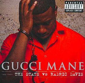 Gucci Mane - The State vs.Radric Davis (CD)