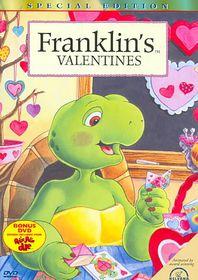 Franklin's Valentines - (Region 1 Import DVD)