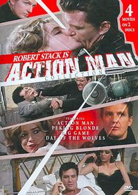 Action Man Collection - (Region 1 Import DVD)