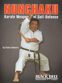 Nunchaku:Karate Weapon of Self Defens - (Region 1 Import DVD)